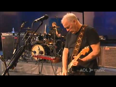 David Gilmour - Comfortably numb