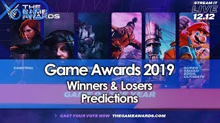 Game Awards 2019 Winners & Losers Predictions