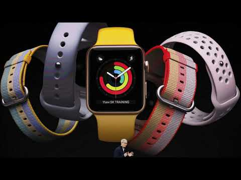Apple Watch 3 cellular connectivity gets suspended in China - Daily News