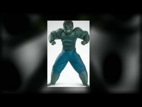 Kids Incredible Hulk Costumes & Kids Incredible Hulk Costumes - YouTube