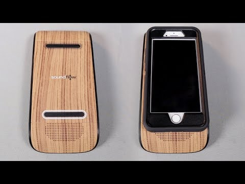 Soundboard Wireless Speaker – Amplify Music & Calls, No Setup!