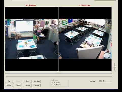 eyeTeach - Educational Teaching Aid and Teacher self-auditing system (V2)