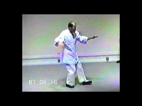 Huang Xing Xian -- Sheng Shyan -- Yang Short Form