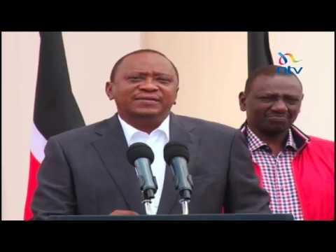 Uhuru Kenyatta attributes party nominations failure to unpreparedness