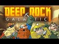 Deep Rock Galactic - NOT THE BEES! (4-Player Early Access Gameplay)