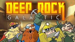 Baixar Deep Rock Galactic - NOT THE BEES! (4-Player Early Access Gameplay)
