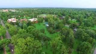 Severe Storm Damage Quincy, Illinois 07-13-2015 Aerial Video