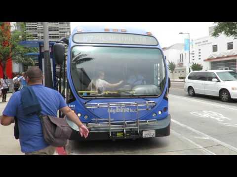 6/29/2016  Santa Monica Big Blue Bus