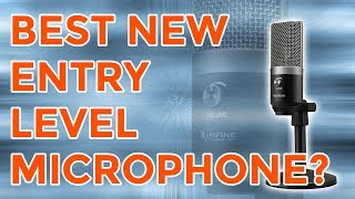 BEST ENTRY LEVEL MICROPHONE FOR YOUTUBE / LIVESTREAMING? | Fifine K670 Microphone Review.