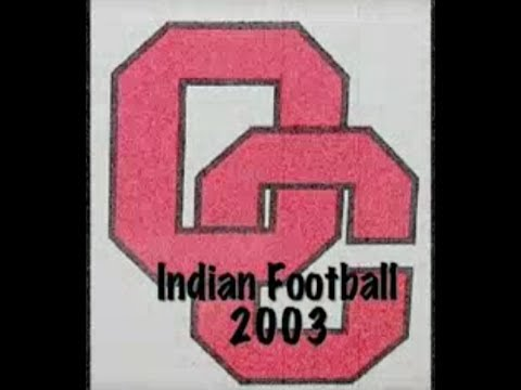 2003-2004 Osage City High School (KS) Football Highlight Film