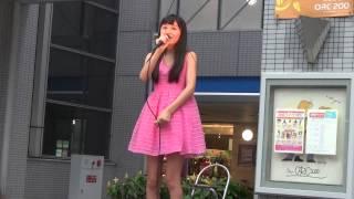 2015.8.29.ORC200歌姫ライヴ夏休みSPECIAL@オーク広場2Fアトリウム.