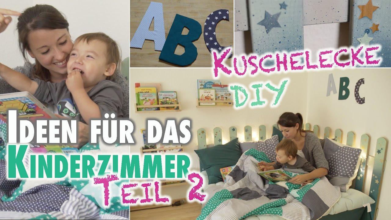 Vom Babyzimmer zum Kinderzimmer | DIY Kuschelecke | Roomtour ...