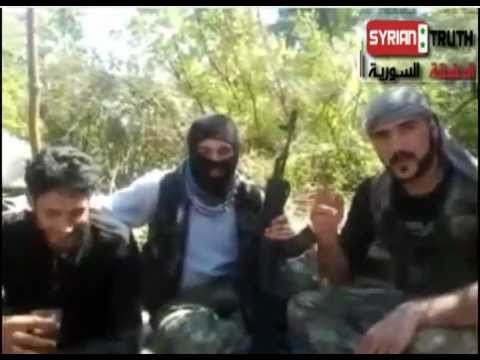 Takfiri Terrorists from Libya to Syria