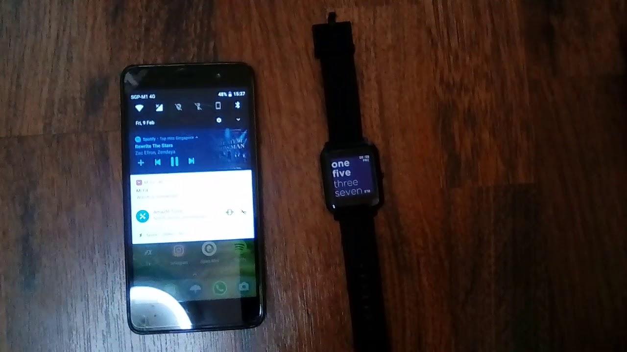BIP][ULTIMATE GUIDE]Custom watchface, Music controls, Calls, Tasker