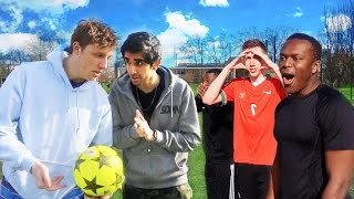 THE SIDEMEN TEACH ME FOOTBALL