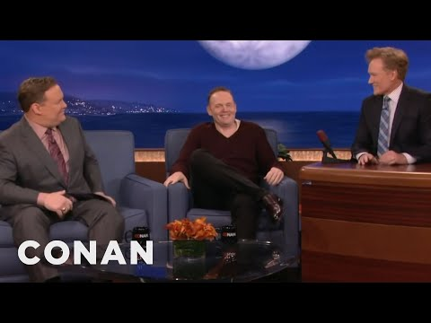 Scraps - Bill Burr Learns What 'Crashing Out' Means