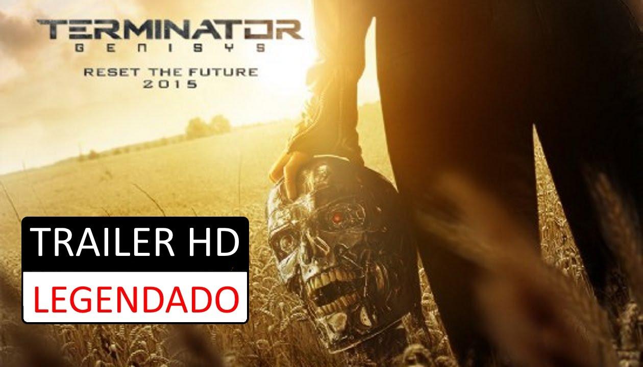 O Exterminador do Futuro Gênesis   Trailer Legenda Oficial