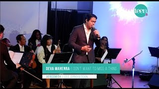 Medley I Don 39 t Want to Miss A Thing Come Fly With Me Deva Mahenra Cover