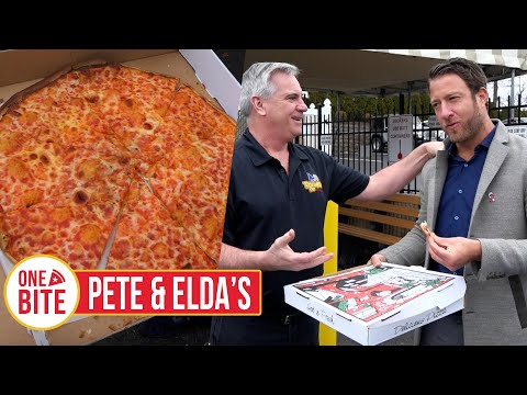 Barstool Pizza Review - Pete & Elda's Bar / Carmen's Pizzeria (Neptune City, NJ)