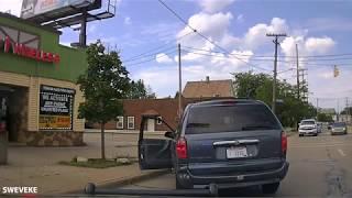 Crazy Police Chase Ohio