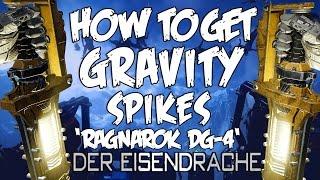 HOW TO GET GRAVITY SPIKES 'RAGNAROK DG-4' ON DER EISENDRACHE : (BO3 ZOMBIES TUTORIALS)