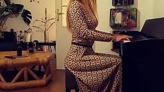 Çalıkuşu - Королёк — птичка певчая 1 minute piano cover