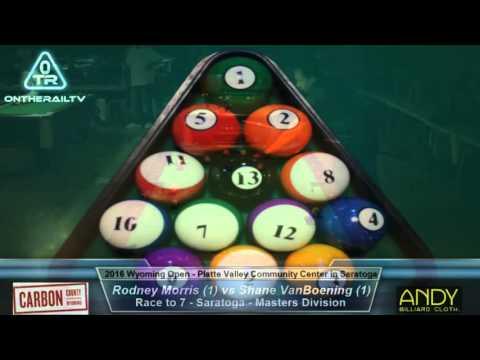 Rodney Morris vs Shane VanBoening - 2016 Wyoming Open Saratoga