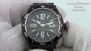 Мужские наручные fashion часы Guess W0043G2(, 2013-08-30T06:28:06.000Z)