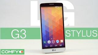 Видеодемонстрация смартфона LG D690 G3 Stylus от Comfy