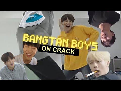 bangtan boys on crack™ [BTS CRACK]
