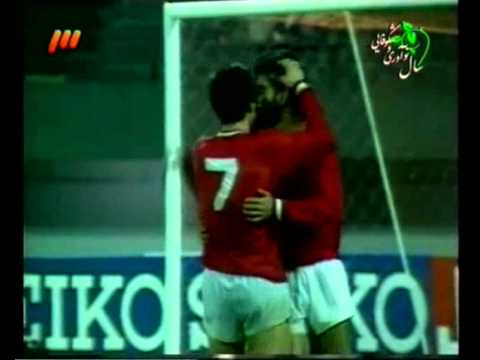 Iran national football team (Team Melli) 1984 Asian Cup and 1986 Asian Games