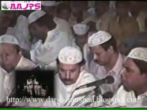 Urs Pak 96 sala Qawali Asif Ali Santoo Astana Alia Jalalpur Sharif part 2
