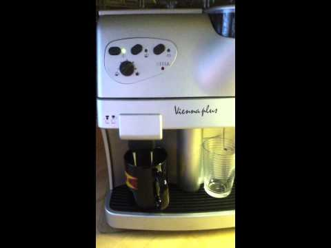 Espresso models machine vfa