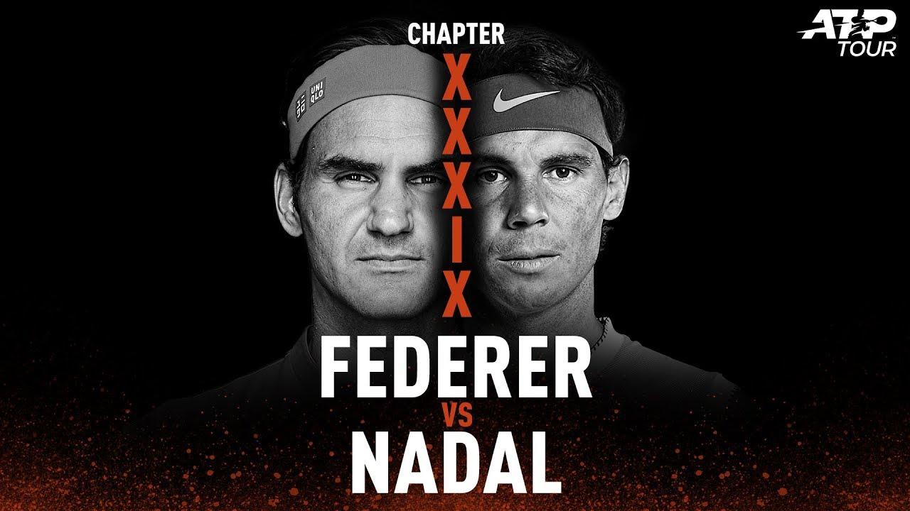 Roger Federer V Rafael Nadal Chapter Xxxix Youtube