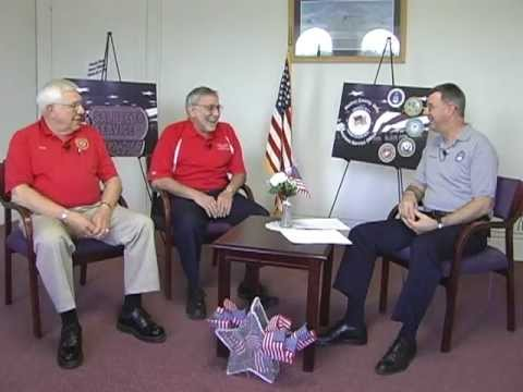 """Salute to Service"" on BAT TV  - December 2012"