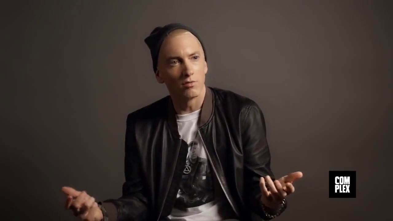 Eminem Talks About Signing 50 Cent Fiftys Debut Aland Their Collab Patiently Waiting