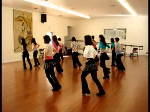 Raining Cats & Dogs Line Dance (Sept 10)