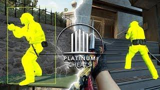 CS:GO   Legit Hacking (Platinum Cheats) // Well... Overwatch enjoy my case! #PlatinumCheats