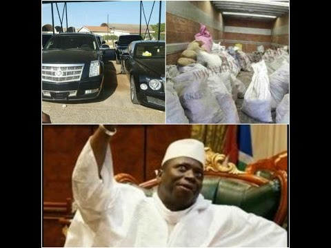 Gambia: Millions Of Dollars Stolen By Exiled Jammeh