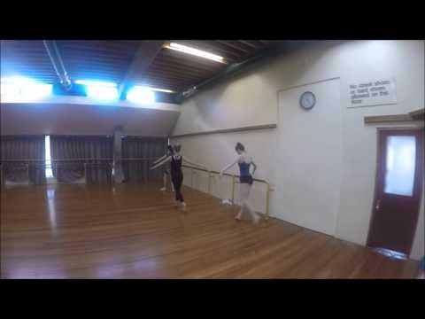 Ballet - Paquita Variation | ODA