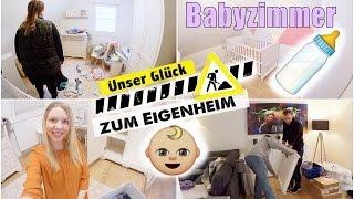 NESTBAUTRIEB😱 | Kinderzimmer sind fertig! | Putzen | Chaos beim Einrichten | Isabeau