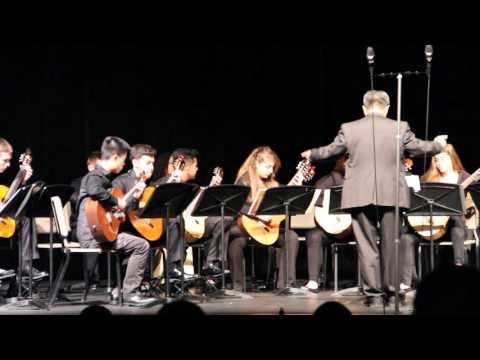"Freedom High School Artist Guitar Ensemble: ""Africa"" - Toto"