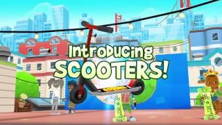 Skyline Skaters - Gameplay Video 5