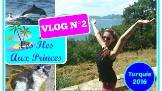Video [📽 VLOG N°2] : Les îles Aux Princes Et Les Dauphins 🐬 d'Istanbul ♡ I Laure en Turquie download MP3, 3GP, MP4, WEBM, AVI, FLV Desember 2017