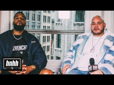 "Fat Joe & Dre on ""Pick It Up,"" Beefing With Jay-Z to Working with TIDAL & More (HNHH Interview 2018)"