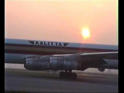Kalita DC-8 freighters
