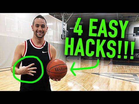 SCORING HACK: 4 Stupid Simple Ways To Score More Points | Basketball Scoring Tips