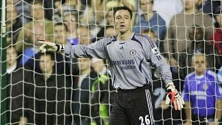 John Terry Changed to Goalkeeper against Reading