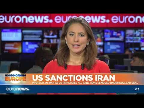 #GME | US sanctions Iran