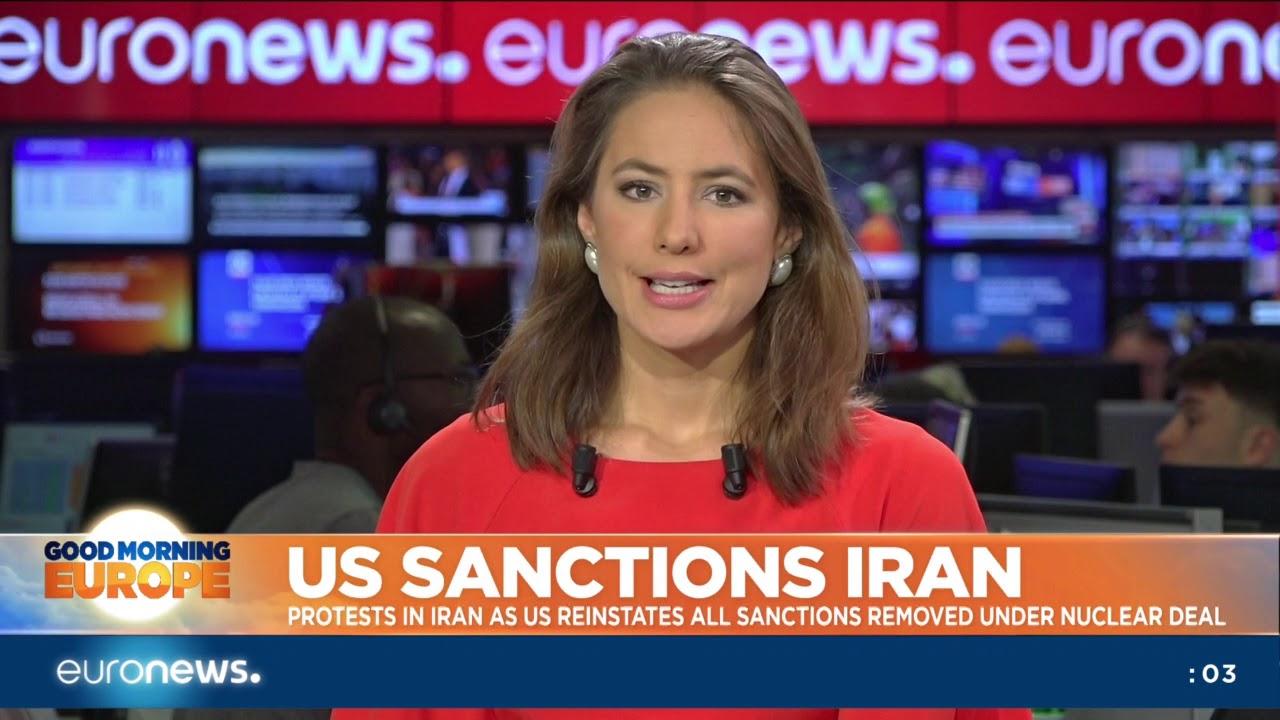 #GME | US sanctions Iran